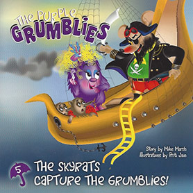 The Skyrats Capture the Grumblies